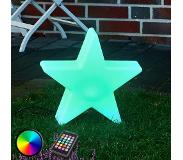 8 seasons Shining Star 100 LED-buitendecoratielamp RGB 1
