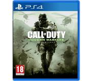 Activision Call of Duty Modern Warfare Remastered FR PS4