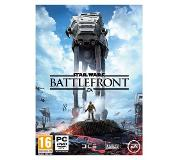 Games Electronic Arts - Star Wars Battlefront, PC Basis PC video-game
