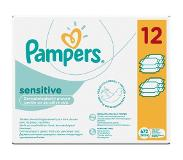 Pampers 1+1 Gratis: Pampers Sensitive Babydoekjes