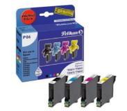 Pelikan 4 Ink-cartridges P06 4-color