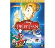 tekenfilms Peter Pan (DVD)