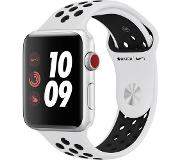 Apple Watch Nike+ OLED GPS Display diagonal Zilver smartwatch