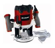 Einhell RT-RO 55 11000 - 30000RPM 1200W Grijs, Rood power router