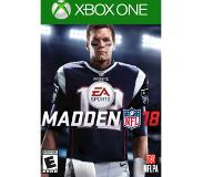 EA Madden NFL 18 Xbox one