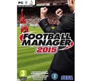 Games Microsoft - Football Manager 2015, PC