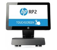 "HP RP2 2000 2GHz J1900 14"" Touchscreen Zwart Alles-in-één-pc"