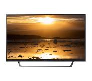 "Sony KDL-40WE660 40"" Full HD Smart TV Wi-Fi Musta LED-televisio"