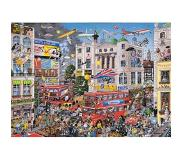 Gibsons I Love London Puzzel (1000 stukjes)
