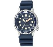Citizen Horloges Ecodrive Citizen EP6051-14L horloge dames Eco-Drive Blauw
