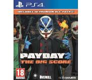 505 games Payday 2: The Big Score, PS4 video-game Basic + DLC PlayStation 4