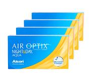 Air Optix -5.50 Air Optix Night&Day Aqua - 6 pack - Maandlenzen - Contactlenzen