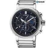 Citizen Horloges Ecodrive Citizen BZ1001-86E horloge Eco-Drive Bluetooth Proximity