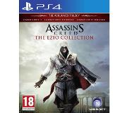 Ubisoft Assassin s Creed: The Ezio Collection PS4 - Import Engels audio/NL ondertiteling