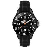 Ice-watch Ice-Forever Black-Mini SI.BK.M.S.13 - Horloge - Zwart- 30 mm
