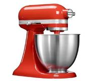 KitchenAid Mini standmixer 3,3 liter Hot Sauce