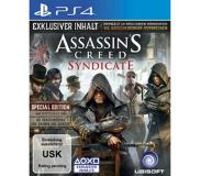 Games Ubisoft - Assassin's Creed Syndicate Special Edition, PS4