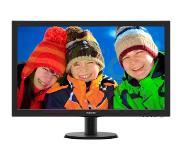 philips LCD-näyttö, jossa SmartControl Lite 273V5LHSB