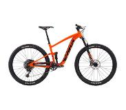 "Kona Satori DL Full suspension mountainbike Heren, oranje/zwart M / 42 cm (29"") 2019 All Mountain & Enduro Fully's"