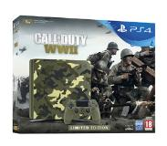 Sony PS4 Slim 1TB Camouflage + Call of Duty: WWII - Limited Edition