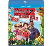Dvd Het regent gehaktballen 2 (Cloudy with a chance of meatballs)