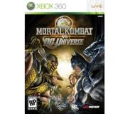 Games Warner Bros - Mortal Kombat vs. DC Universe