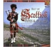 Cd Various Artists - Best Of Scottish Pipes  & Drums -W/Queen Royal's Pipers/Stonehaven Pipe Band