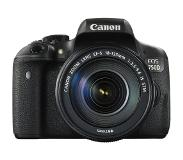 Canon EOS 750D - Body + 18-135 IS STM
