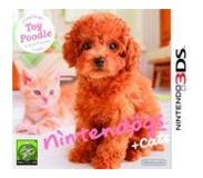 Games Nintendo - nintendogs + cats: Toy Poodle & New Friends Nintendo 3DS video-game