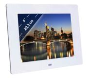 Braun Phototechnik DigiFrame 850 White