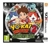 Games Nintendo - Yo-kai Watch 2 skeletspoken (3DS)