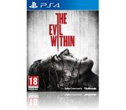Games Kauhu - The Evil Within (Playstation 4)