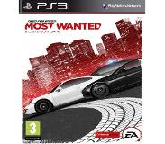 dvd Electronic Arts - Need For Speed: Most Wanted (PlayStation 3)