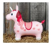 Harry's Horse Nooni Skippy Unicorn (Kleur: fuchsia )