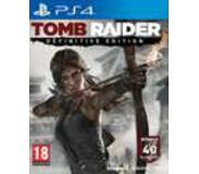 Actie Square - Tomb Raider (Definitive Edition)   (Playstation 4)