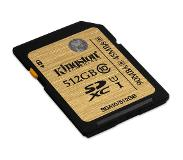 Kingston 512GB SDXC Class 10 UHS-I Ultimate Flash Card up to 90MB/s read and 45MB/s write