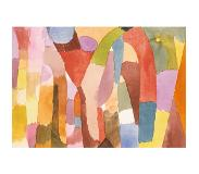 Mondiart - Vloerkleed Movement, Paul Klee - 160 x 230