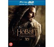 Avontuur Fantasy - The Hobbit The Desolation Of Smaug (3D Bluray) (BLURAY)