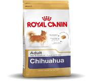 Royal Canin 3 x 1,5 kg Royal Canin Breed + Voerbox gratis! - Chihuahua Adult