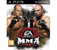Games Electronic Arts - MMA, PS3