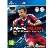 Pelit: Digital Bros - Pro Evolution Soccer 2015, PS4