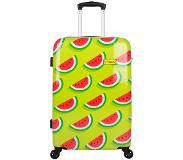Bhppy Two In A Melon Trolley 67 groen / rood Harde Koffer