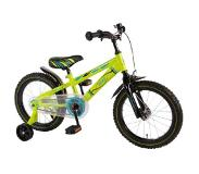 Volare Electric Green 16 inch kinderfiets Groen