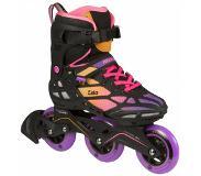 bf4d5cee862 Powerslide Inline Skates Zeta Pure 3-wheel Zwart/paars Maat 37