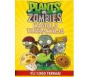 book 9789513239572 Plants vs. Zombies : kamala tarrakirja