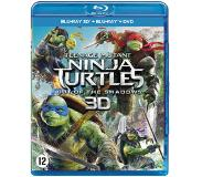 dvd Teenage Mutant Ninja Turtles 2 - Out Of The Shadows (3D Blu-ray)