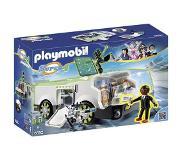 Playmobil Kameleon met Gene / Techno Caméléon avec Gene
