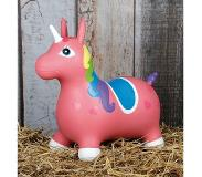 Harry's Horse Nooni Skippy Unicorn (Kleur: roze )