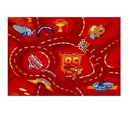 Disney Cars vloerkleed The World of Cars