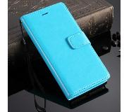 Carryme Blauw Booktype Hoesje Honor 7